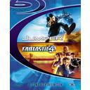 ジャンパー発売記念アクションパック ブルーレイディスク2枚組「ジャンパー」×「ファンタスティック・フォー [超能力ユニット]」