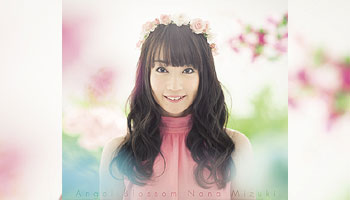 Nana Mizuki with Exclusive L-size picture