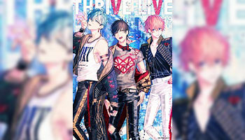 特典画像公開! B-PROJECT THRIVE LIVE 2019 Blu-ray&DVD