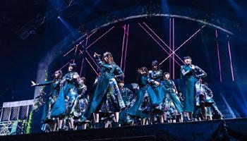 欅坂46 無観客配信ライブ『THE LAST LIVE』待望の映像化!