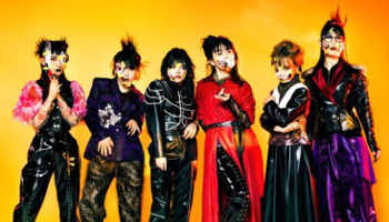 BiSH 待望のオリジナルアルバム「GOiNG TO DESTRUCTiON」リリース!