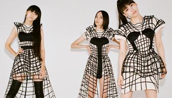 特典決定!Perfume 初のEP盤「ポリゴンウェイヴEP」9/22リリース
