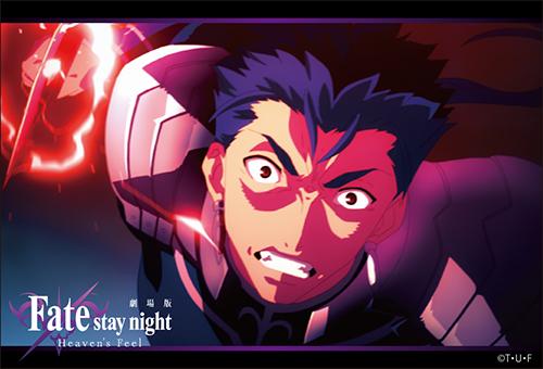 劇場版 Fate Stay Night Heaven S Feel スクエアマグネット ランサー グッズ Neowing