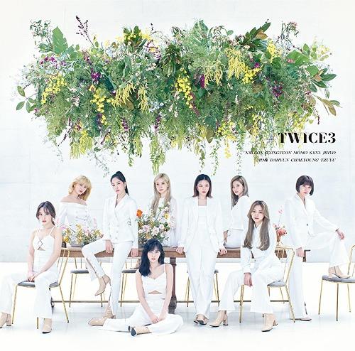 TWICE3 [通常盤] TWICE CDアルバム - Neowing